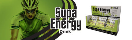 Supa Energy by back to basics nutrition