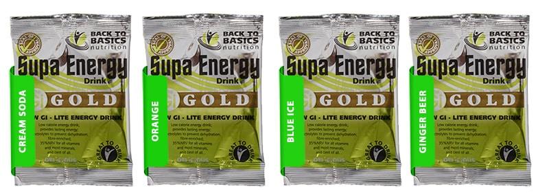 Supa Energy Drinks