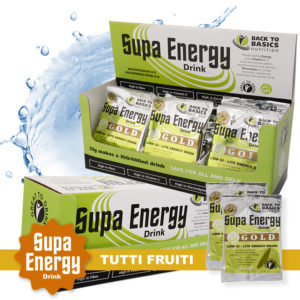 Supa Energy drink
